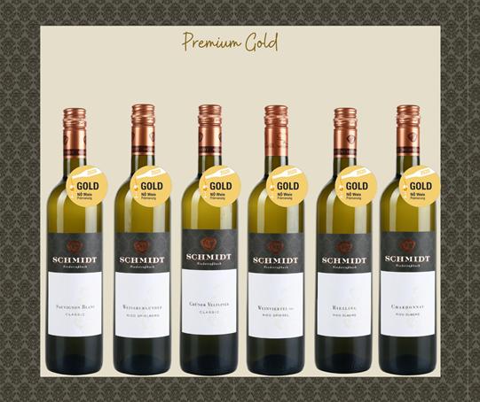 Probierpaket Premium Gold