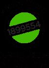 Zertifiziert Nachhaltig Abzeichen